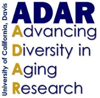 Advancing diversity in aging research logo